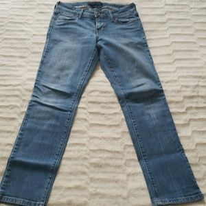Levi's Low Skinny Ankle Length 4 Petite